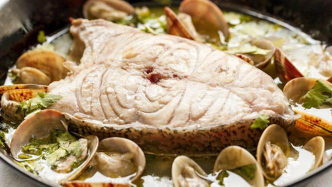 prato de peixe - Nunes Real Marisqueira, Lisboa