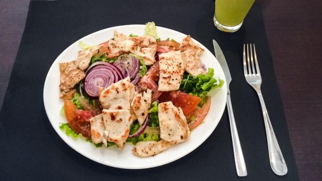 Sugestão da chef - Izzy Casual Food, Lisboa