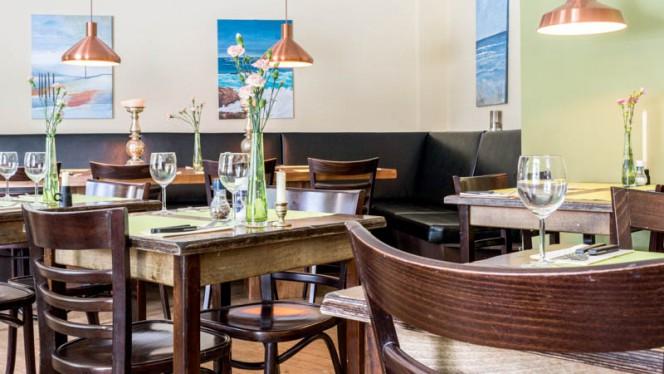 Het restaurant - Proef Scheveningen, Den Haag