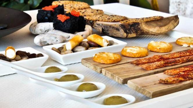 Aperitivo - Cielo Restaurant - Relais La Sommita, Ostuni