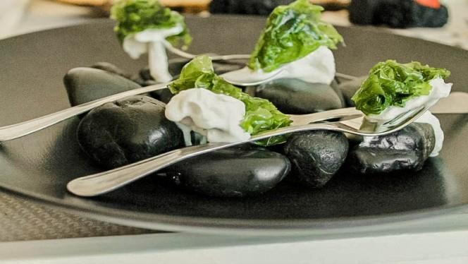 burrata - Cielo Restaurant - Relais La Sommita, Ostuni