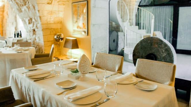 cena romantica - Cielo Restaurant - Relais La Sommita, Ostuni
