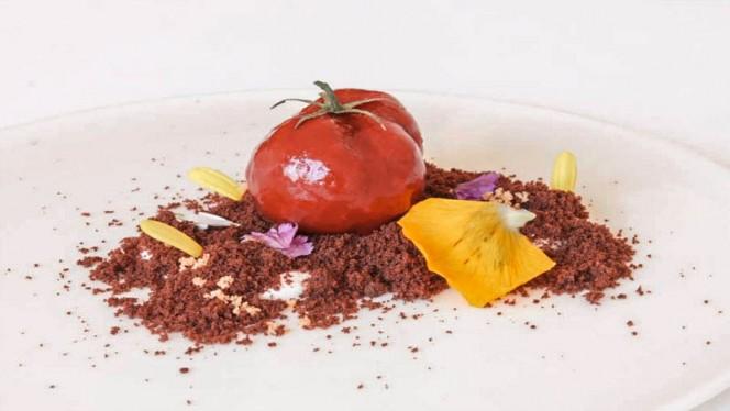 dessert - Cielo Restaurant - Relais La Sommita, Ostuni