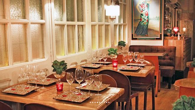Fulla d'Ostra 2 - Fulla d'Ostra - Espacio Gourmet, Barcelona
