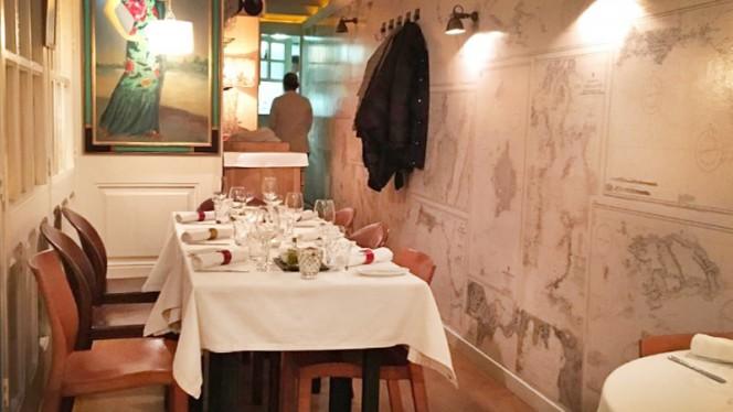 Fulla d'Ostra 7 - Fulla d'Ostra - Espacio Gourmet, Barcelona