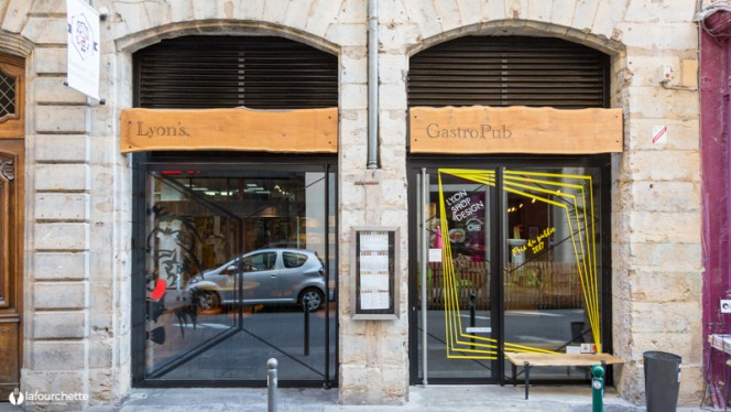 Entrée - Lyon's Gastro Pub, Lyon