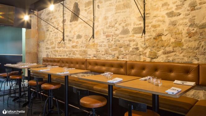Vue de la salle - Lyon's Gastro Pub, Lyon