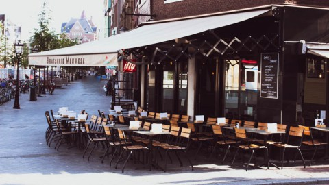 Café Brasserie Meuwese, Amsterdam