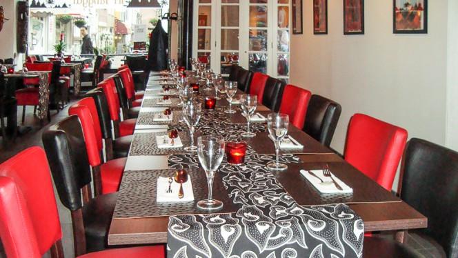 restaurantzaal - Tri Tunggal, Den Haag