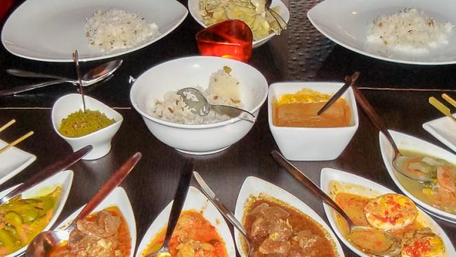 suggestie van de chef - Tri Tunggal, Den Haag