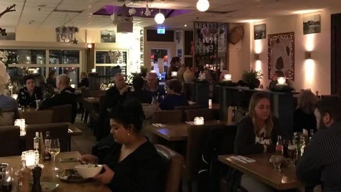 Restaurantzaal - Archeon Jefsi, Maarssen