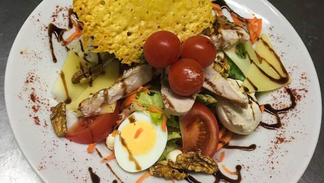 Salade - Estaminet Le Sainte Cécile,
