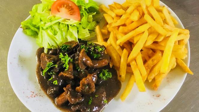 Suggestion de plat - Estaminet Le Sainte Cécile,