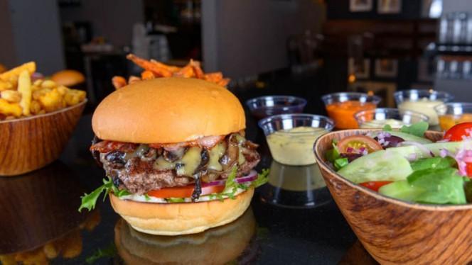 Kockens förslag - BC Burgers, Stockholm