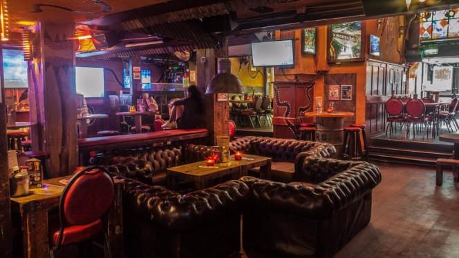 Het restaurant - Pub Coco's Outback, Amsterdam