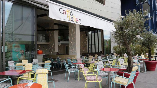 Bienvenue au restaurant Caffé Italien - Caffé Italien, Lyon