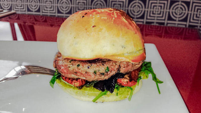 burger - Caffé Italien, Lyon