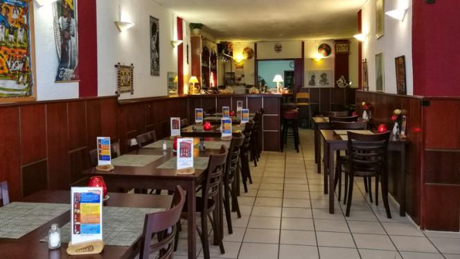 Restaurant - Walia Ibex, Amsterdam
