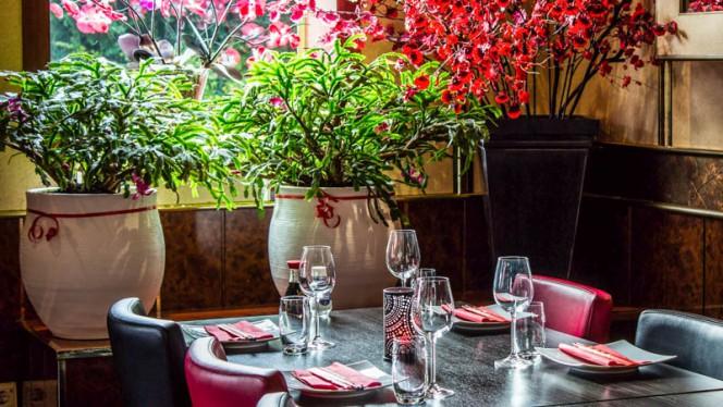 Het restaurant - Tai Yu, Amsterdam