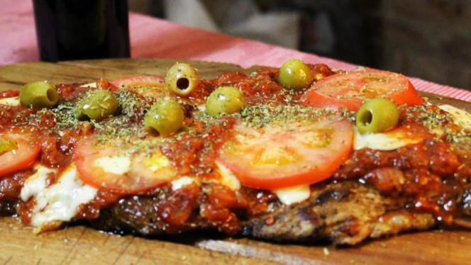 Sugerencia del chef - La Estancia, Zaragoza
