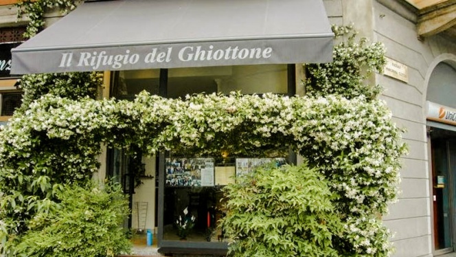 entrata principale - Il Rifugio del Ghiottone, Milan