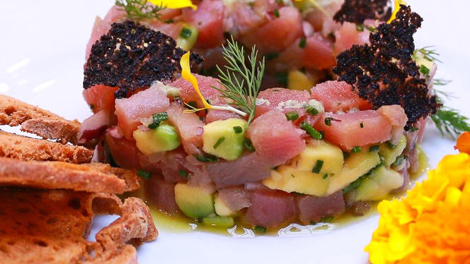Tuna Tartar - Great Tastings, Lisboa