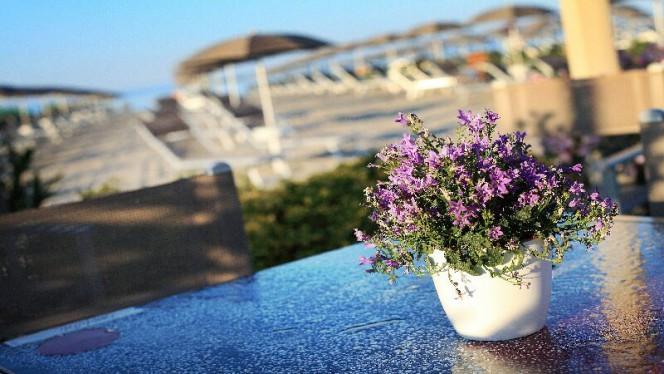 Fiori - La Spiaggia Beach & Restaurant, Cesenatico