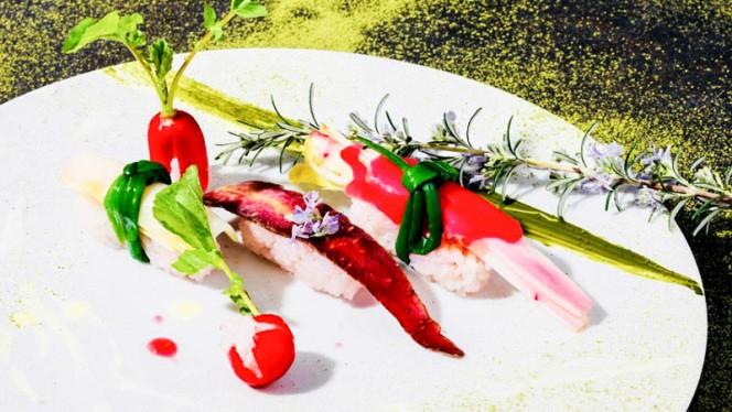 Suggestion du Chef - Tenzo by Hissa, Paris