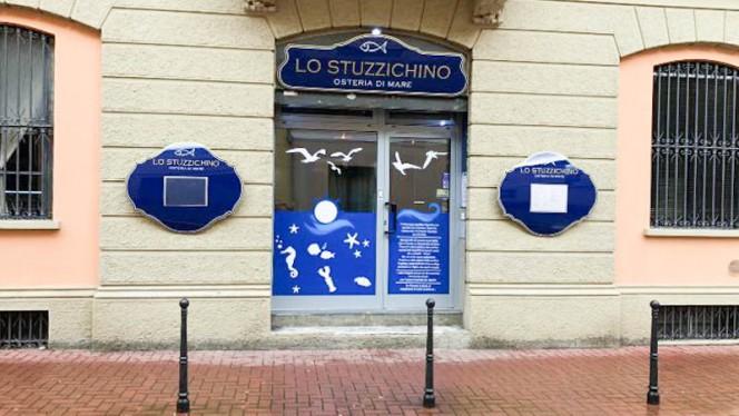 Entrata - Lo Stuzzichino di Mare, Milan