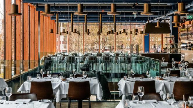 Restaurant - THE ROAST ROOM - Rotisserie Amsterdam, Amsterdam