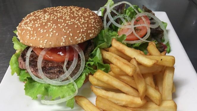 burger - Le Bartholdi, Strasbourg