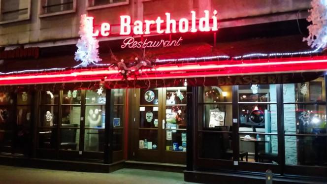 Façade - Le Bartholdi, Strasbourg