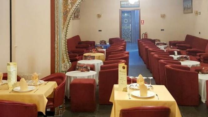 Vista sala - Lounge Marrakech, Barcelona