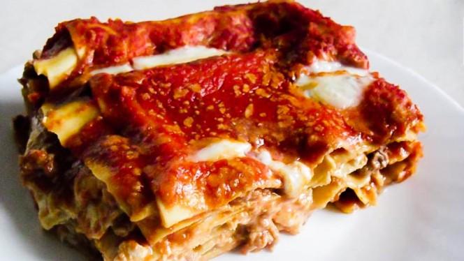 Berenjenas a la parmesana - Marcellino Pizza e Vino, Valencia