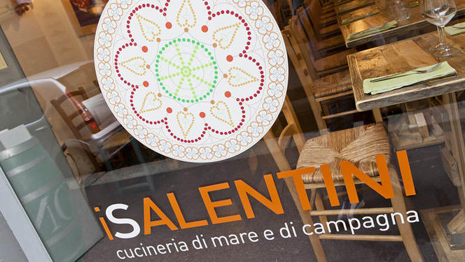 Esterno - I Salentini, Milan