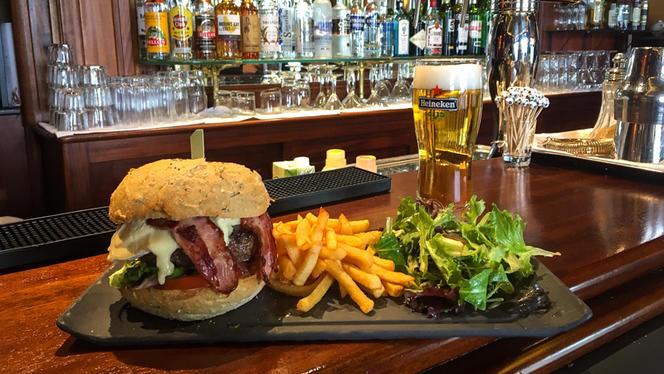 Cheeseburger - Le 12.2, Lyon