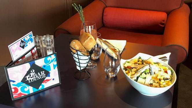 Salade caesar - Le 12.2, Lyon
