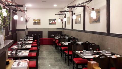 Hayama Sushi & Ramen, Madrid