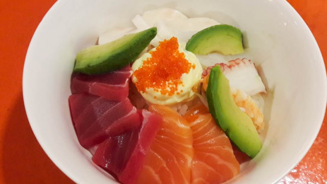 Sugerencia plato - Hayama Sushi & Ramen, Madrid