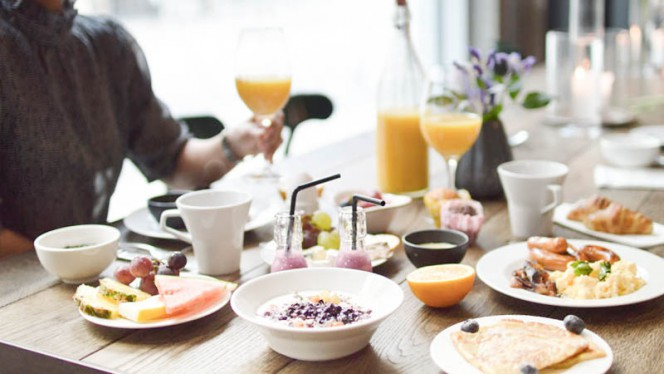 We also serve breakfast every day - Nelly´s Food Etc., Helsingborg