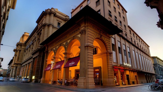 Hard Rock Cafe Firenze - Hard Rock Cafe Firenze, Firenze