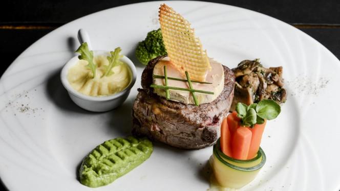 Filet de bœuf Gabrien - Le Gabrien, Carouge