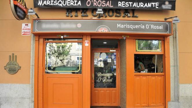 Fachada - O´Rosal, Madrid