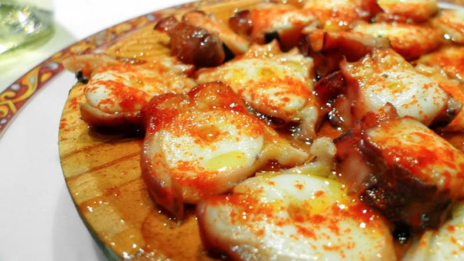 Sugerencia del chef - O´Rosal, Madrid