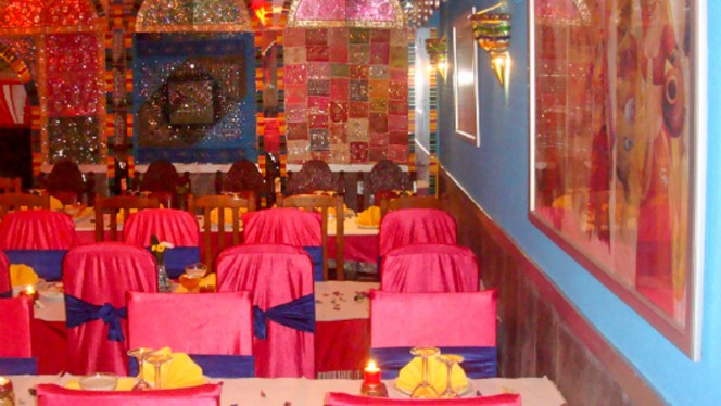 Sala - Mayura Tandoori - Restaurante Indiano - Cascais, Cascais