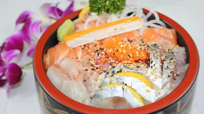 Suggestion entrée - Sushi Massena, Paris