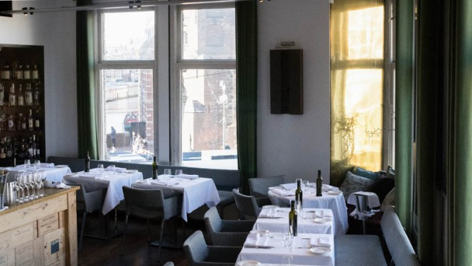 Restaurant - Incanto, Amsterdam