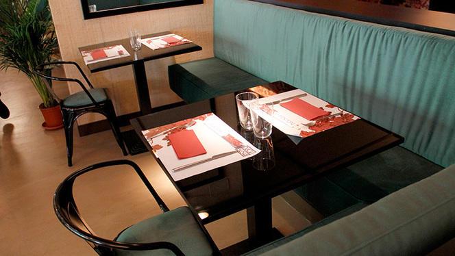 Interior - Duck & Sushi, Madrid