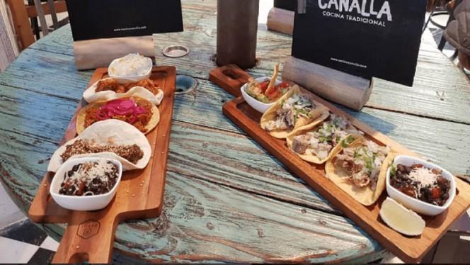 Sugerencia del chef - Cantina Canalla - Garcia de Paredes, Madrid