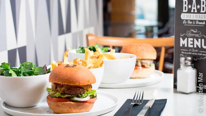 Suggestion de plat - BAB Le Bar à Burger, Paris